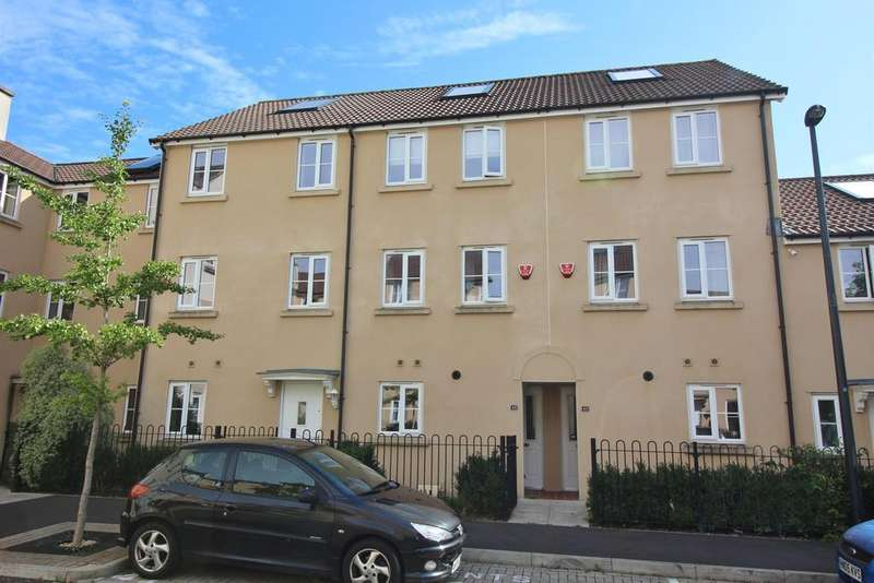 3 Bedrooms Terraced House for sale in Wood Mead, Bristol, BS16 1GQ