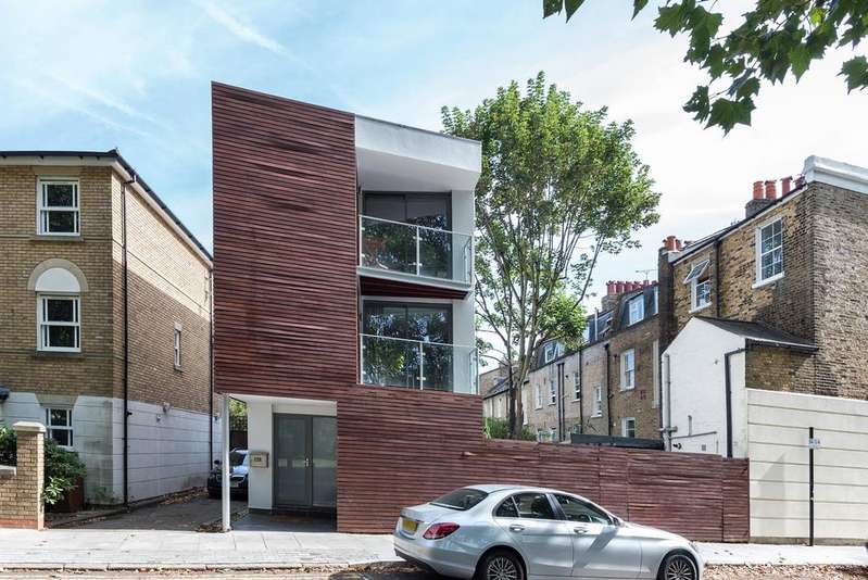 4 Bedrooms Detached House for sale in Bethwin Road Camberwell SE5