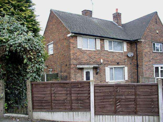 3 Bedrooms Semi Detached House for sale in Coronation Drive, South Normanton