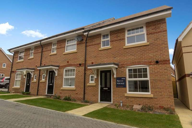 3 Bedrooms End Of Terrace House for sale in Cutbush Lane, Shinfield, RG2