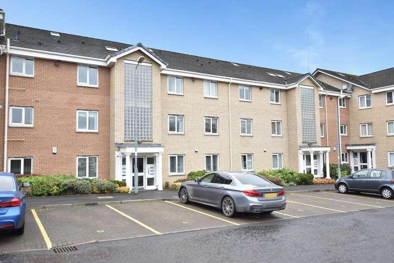 2 Bedrooms Apartment Flat for sale in 13 Townhead Gardens, Kilmarnock, KA3 1BD