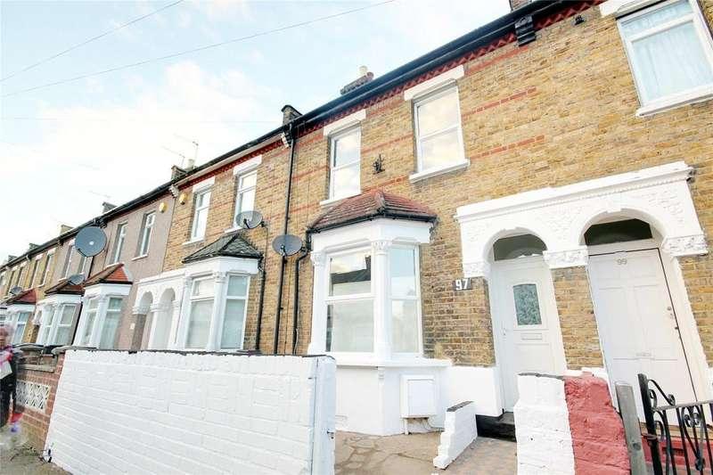 3 Bedrooms Terraced House for sale in Grosvenor Road, London, N9