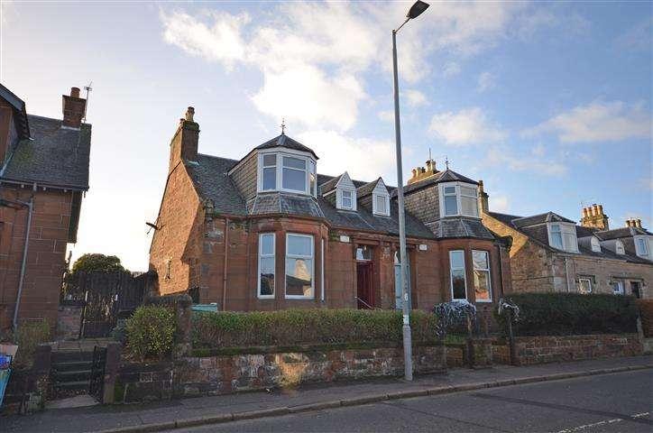 3 Bedrooms Semi-detached Villa House for sale in 76 Castlehill Road, Ayr, KA7 2JD