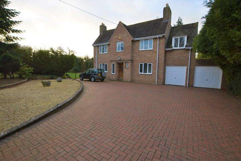 4 Bedrooms Detached House for sale in Worcester Road, Clent, Stourbridge