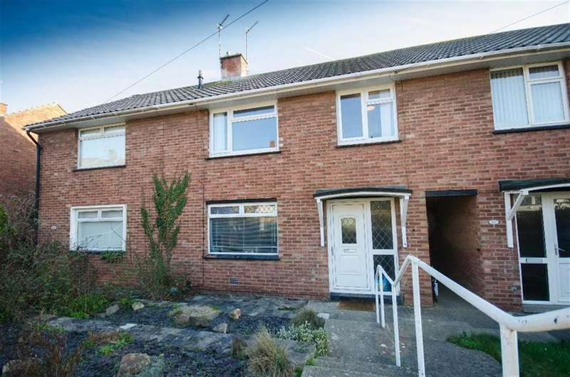 3 Bedrooms Terraced House for sale in Westbourne Road, Downend, Bristol, BS16 6RD