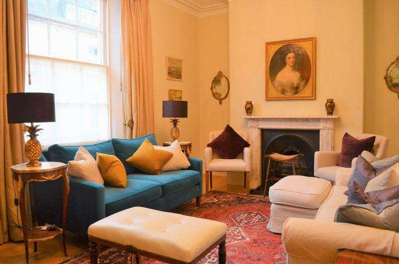 4 Bedrooms Terraced House for rent in St. John Street, Oxford City Centre