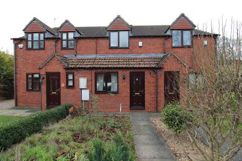 2 Bedrooms Town House for sale in North Warren Road, Gainsborough