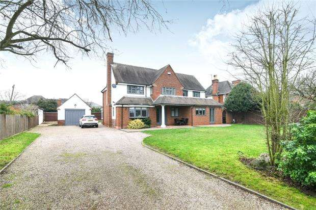 4 Bedrooms Detached House for sale in Abbotswood, Evesham