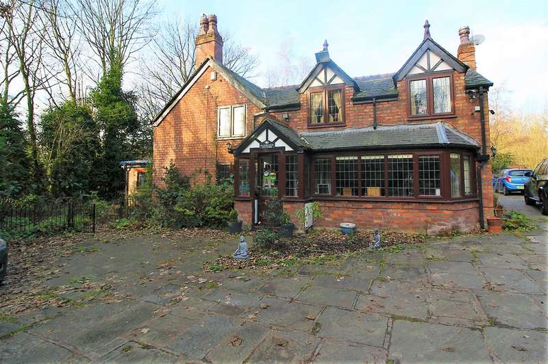 4 Bedrooms Cottage House for sale in Rainsough Hill Cottage, Rainsough Hill, Prestwich