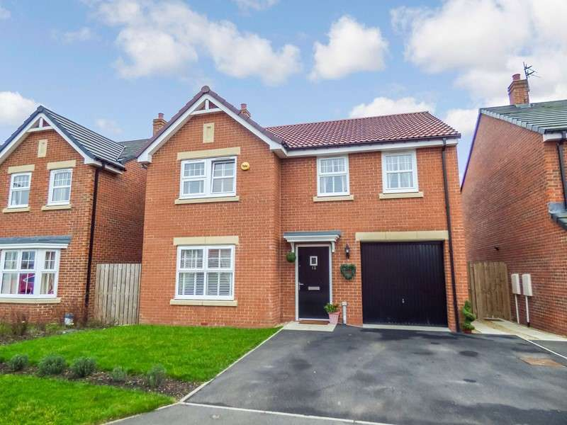 4 Bedrooms Property for sale in Colliery Close, Benton, Newcastle upon Tyne, Tyne and Wear, NE12 9TR