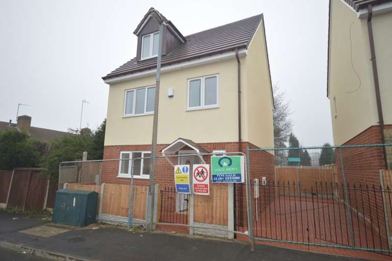 3 Bedrooms Detached House for sale in Oak Green, Dudley, DY1