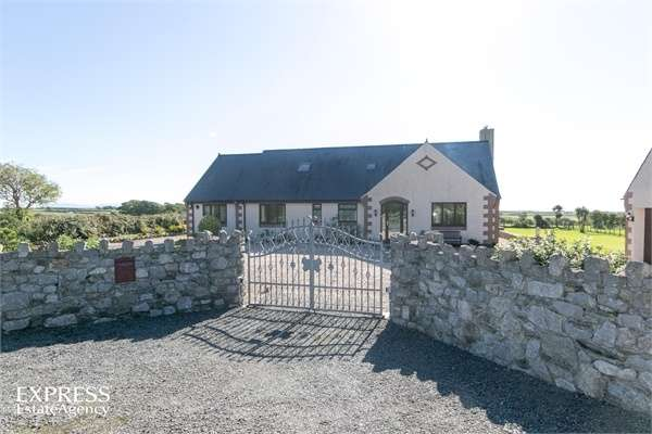 5 Bedrooms Detached House for sale in Pen Y Bryn, Dothan, Ty Croes, **LAND INCLUDED**, Anglesey
