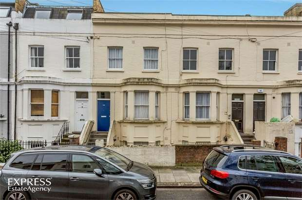 2 Bedrooms Ground Maisonette Flat for sale in Chesson Road, London