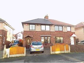 3 Bedrooms Semi Detached House for sale in Hayton Road, Carlisle, CA1 3AX