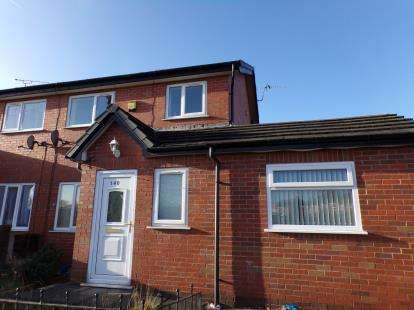 3 Bedrooms Semi Detached House for sale in Flapper Fold Lane, Atherton, Manchester, Greater Manchester, M46
