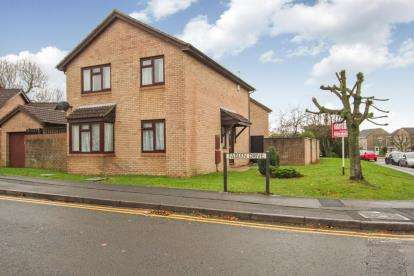 4 Bedrooms Detached House for sale in Ratcliffe Drive, Stoke Gifford, Bristol, Gloucestershire