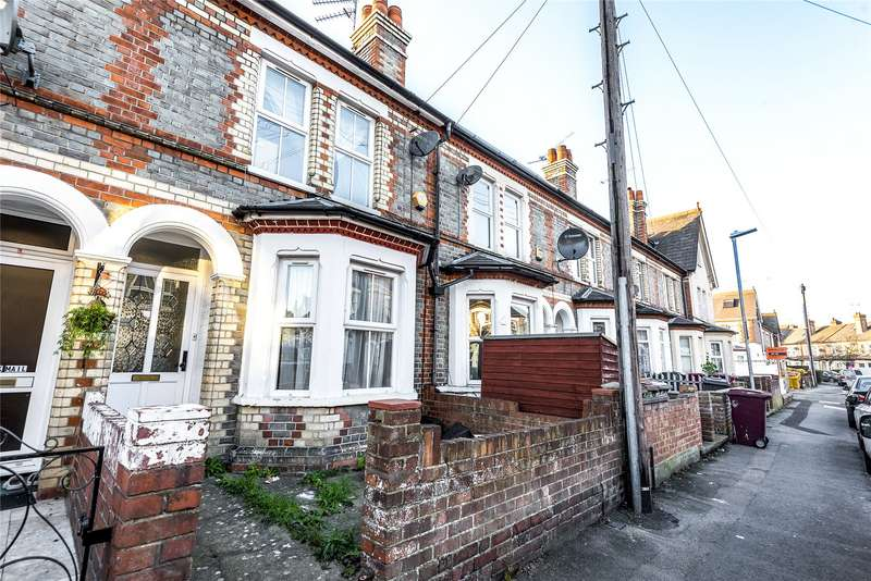 4 Bedrooms Terraced House for sale in Manchester Road, Reading, Berkshire, RG1