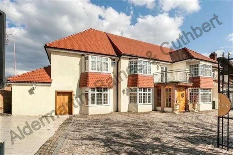 8 Bedrooms Detached House for sale in Weymouth Avenue, LONDON