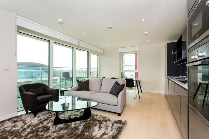 2 Bedrooms Apartment Flat for sale in Lantana Heights, Glasshouse Gardens, Stratford E20
