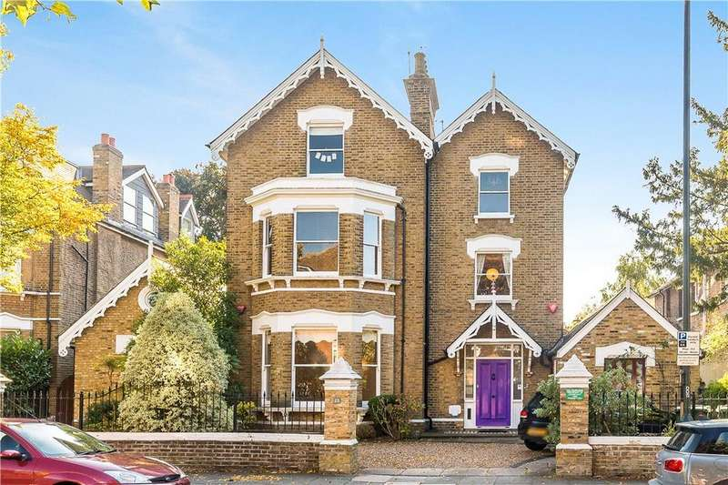 8 Bedrooms Detached House for sale in Kew Gardens Road, Richmond, Surrey, TW9