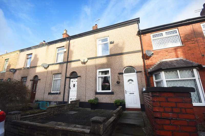 2 Bedrooms Terraced House for sale in Walshaw Road, , BL8