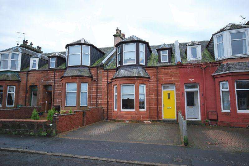 3 Bedrooms Terraced House for sale in 21 Woodfield Road, Ayr, KA8 8LZ