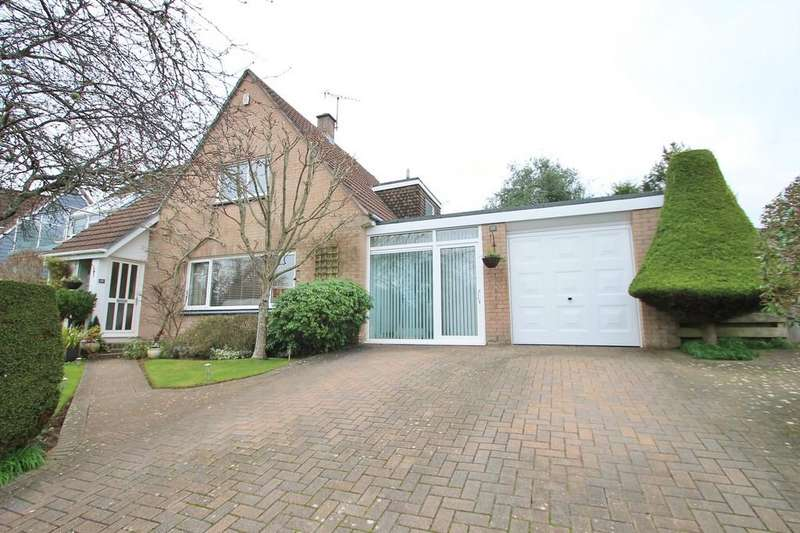 5 Bedrooms Detached House for sale in Eliot Drive, St. Germans