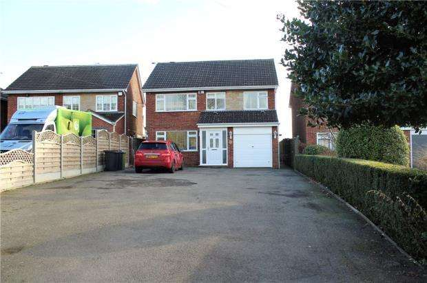 4 Bedrooms Detached House for sale in Coventry Road, Bulkington, Bedworth, Warwickshire