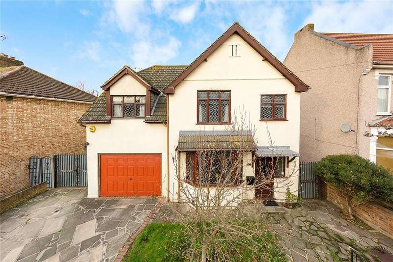 4 Bedrooms Detached House for sale in Clydesdale Road, Hornchurch, RM11
