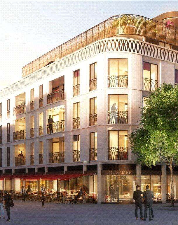 3 Bedrooms Apartment Flat for sale in Marylebone Square, London