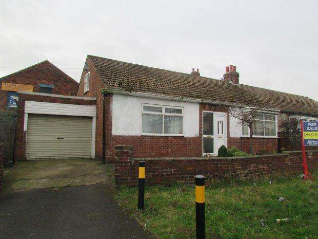 4 Bedrooms Semi Detached Bungalow for sale in POWLETT ROAD, HARTLEPOOL, HARTLEPOOL