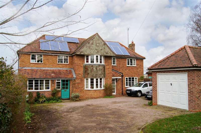 4 Bedrooms Detached House for sale in Hardwick Lane, Bury St. Edmunds