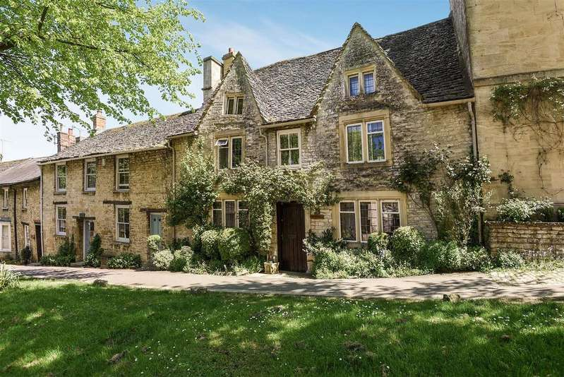 5 Bedrooms Terraced House for sale in The Hill, Burford