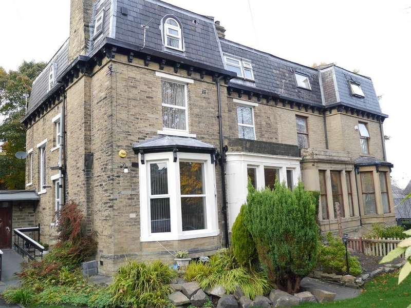 7 Bedrooms Semi Detached House for sale in Park View Road, Near Lister Park, Bradford, BD9
