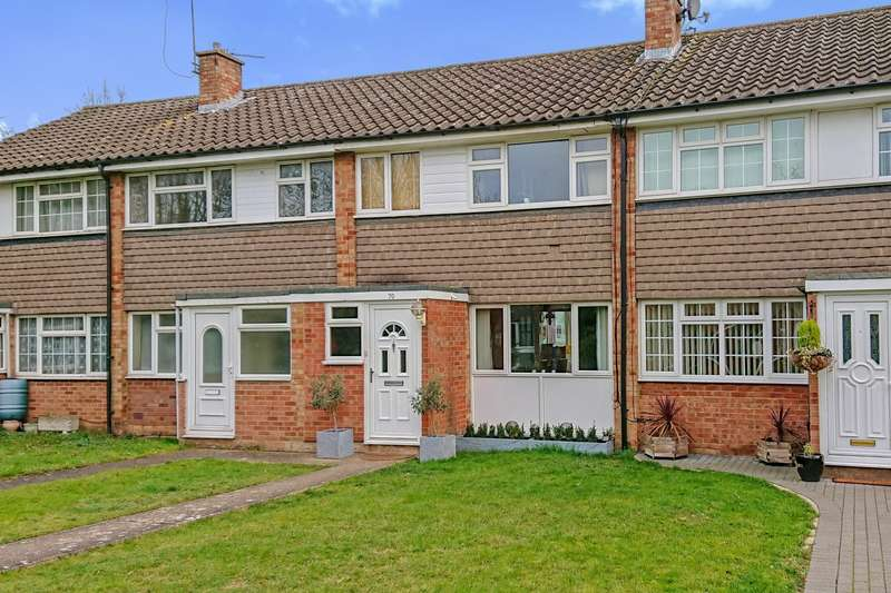 3 Bedrooms Terraced House for sale in Hag Hill Rise, Taplow, SL6