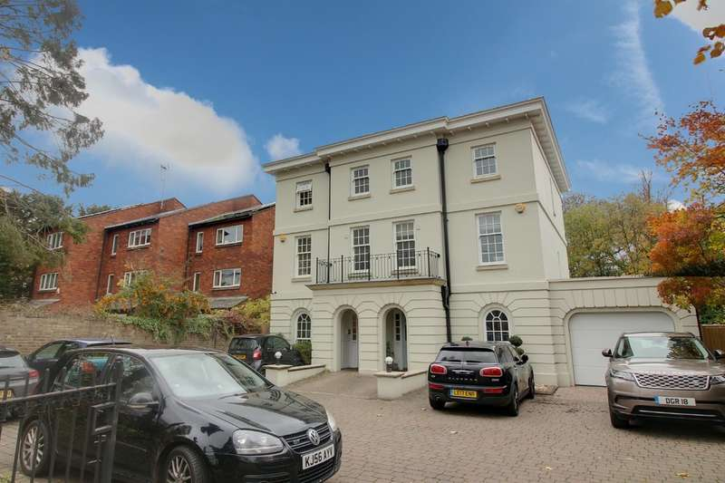 5 Bedrooms Semi Detached House for sale in North Road, Hertford