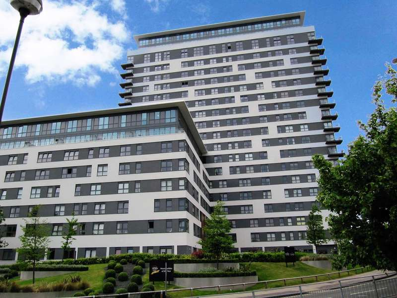 2 Bedrooms Apartment Flat for sale in Alencon Link, Basingstoke, RG21