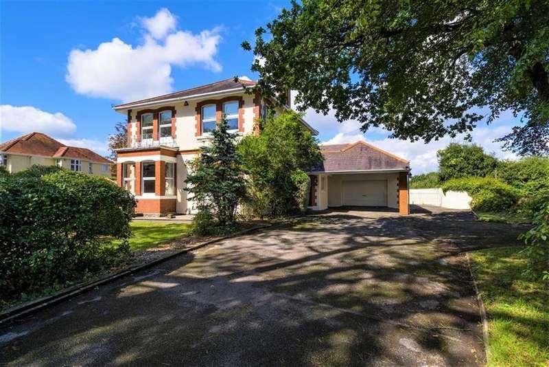 5 Bedrooms Detached House for sale in Northway, Bishopston, Swansea