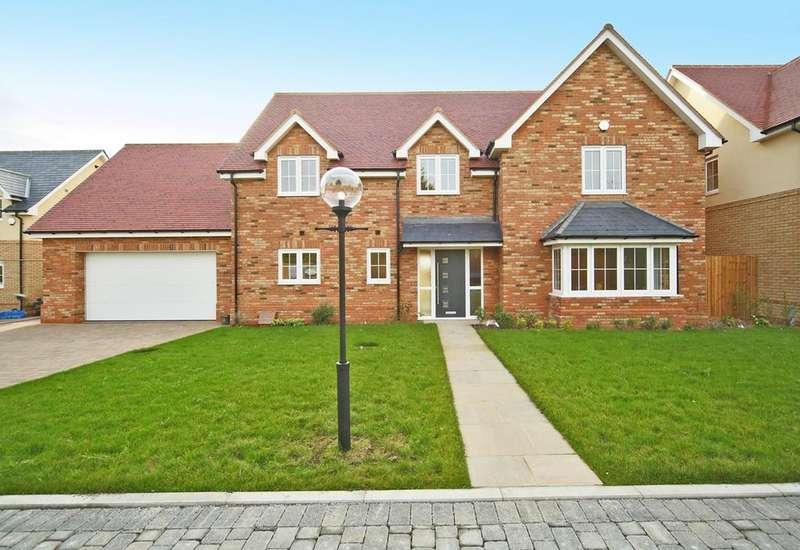 5 Bedrooms Detached House for sale in Grays Close, Clifton, Clifton, SG17