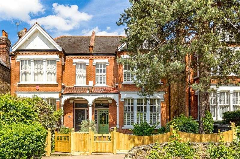 5 Bedrooms Semi Detached House for sale in Court Lane, Dulwich Village, London, SE21