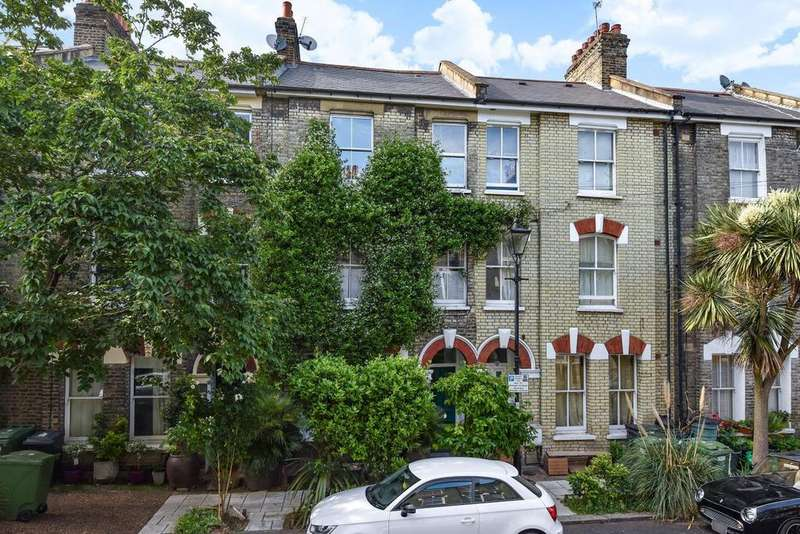 1 Bedroom Flat for sale in Bonnington Square, Vauxhall