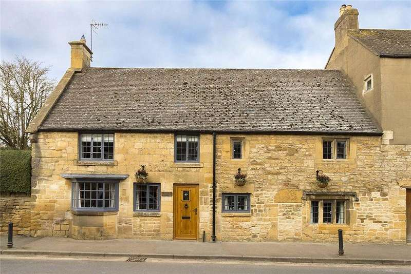 3 Bedrooms Semi Detached House for sale in Park Road, Chipping Campden, GL55