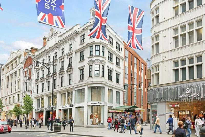 2 Bedrooms Flat for sale in The Verge, 24 Dering Street, London, W1S