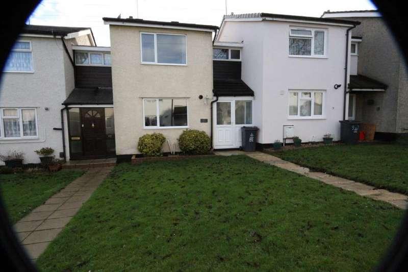 2 Bedrooms House for sale in Wigram Way, Stevenage, SG2 9UU