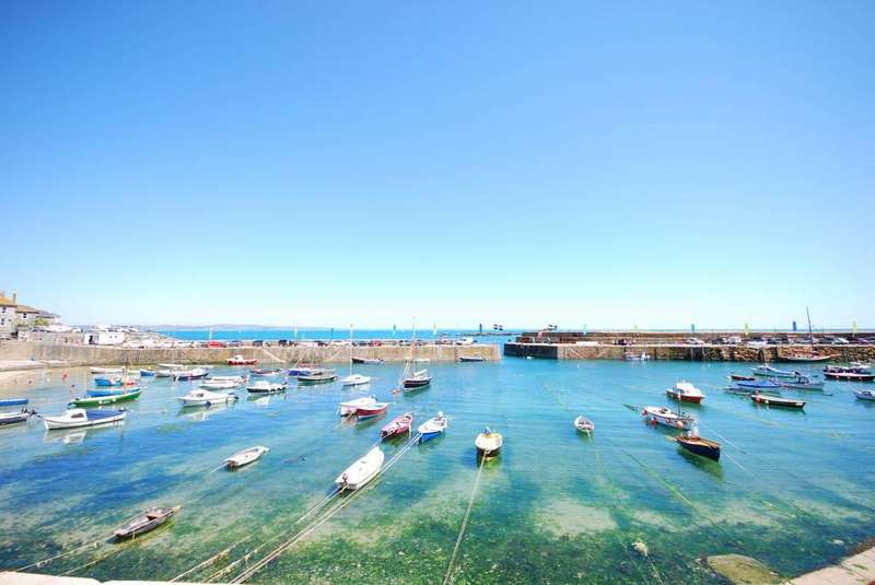 House for sale in Mousehole Waterfront