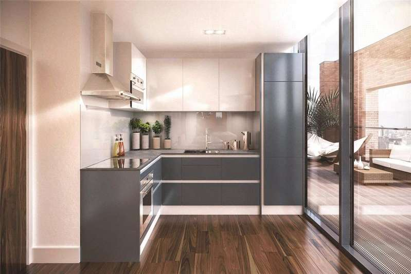 2 Bedrooms Flat for sale in Orchard Wharf, Poplar, E14