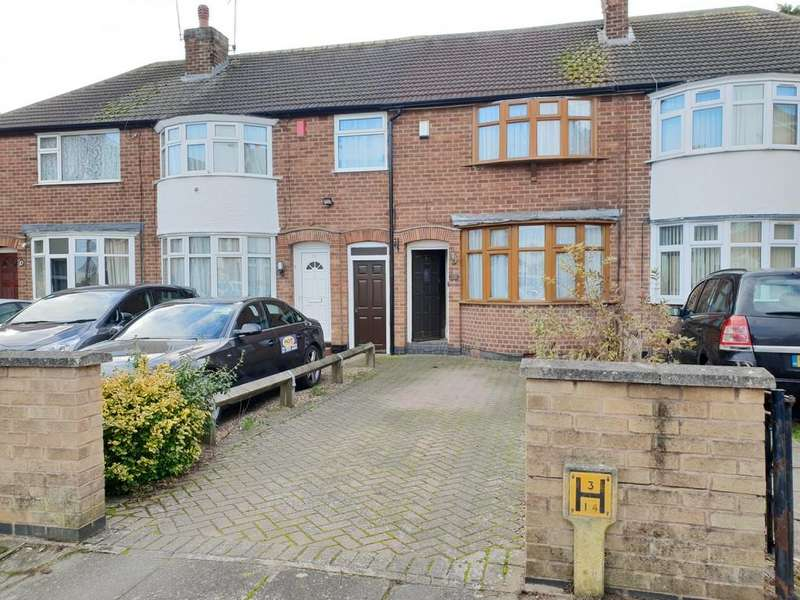 2 Bedrooms Town House for sale in Abbeymead Road, Off Abbey Lane, Leicester