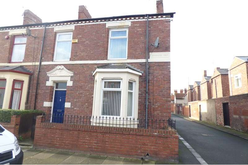 4 Bedrooms Property for sale in Coomassie Road, Blyth, Northumberland, NE24 2HD