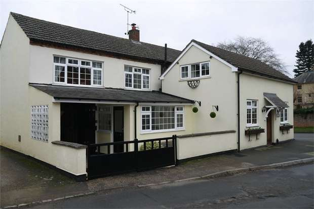 5 Bedrooms Detached House for sale in 'Wildeves', High Street, Welford, Northampton