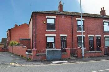 2 Bedrooms End Of Terrace House for sale in Bickershaw Lane, Abram, Wigan WN2 5PL